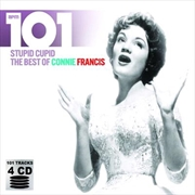 101 - Stupid Cupid: The Best Of Connie Francis   CD
