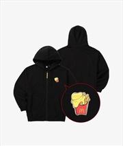 BTS MELTING Hoodie Black - Medium | Merchandise