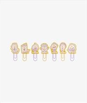 BTS SAUCY Bookclip Set   Merchandise