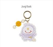 BTS SAUCY - Magnet Keyring Jungkook | Accessories