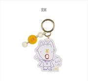 BTS SAUCY - Magnet Keyring RM | Accessories