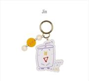 BTS SAUCY - Magnet Keyring Jin | Accessories