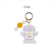 BTS SAUCY - Magnet Keyring Jhope | Accessories