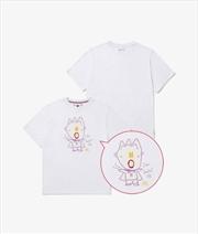 BTS SAUCY - RM Tshirt Large   Apparel
