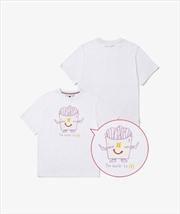 BTS SAUCY - Jhope Tshirt Medium   Apparel