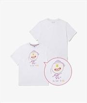 BTS SAUCY -  Jimin Tshirt Large   Apparel