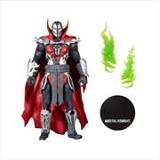 "Mortal Kombat - Spawn (Malefik Spawn) 7"" Action Figure | Merchandise"