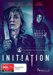 Initiation | DVD