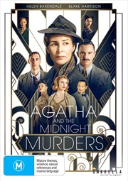 Agatha And The Midnight Murders | DVD