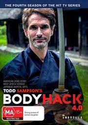 Body Hack - Series 4   DVD