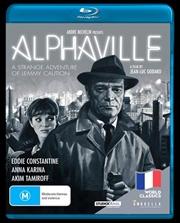 Alphaville   Blu-ray