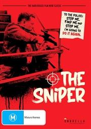 Sniper, The | DVD