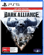 Dungeons and Dragons Dark Alliance Day One   Playstation 5