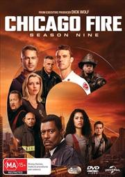 Chicago Fire - Season 9 | DVD