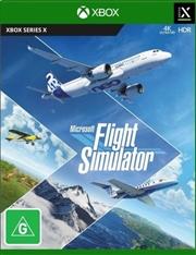 Microsoft Flight Simulator   XBOX Series X
