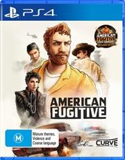 American Fugitive | PlayStation 4