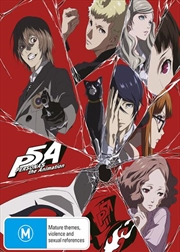 Persona 5 - The Animation - Part 1 - Eps 1-13 - Limited Edition | Blu-ray