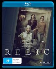 Relic | Blu-ray