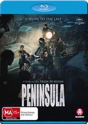 Train To Busan Presents - Peninsula | Blu-ray