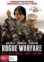 Rogue Warfare | DVD