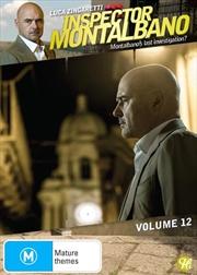 Inspector Montalbano - Vol 12 | DVD