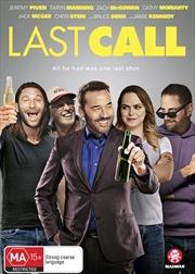 Last Call | DVD