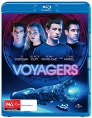 Voyagers | Blu-ray