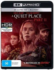 A Quiet Place - Part 2 | Blu-ray + UHD | UHD