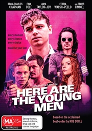 Here Are The Young Men   DVD