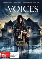 Voices, The | DVD