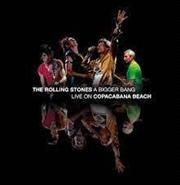 A Bigger Bang - Live On Copacabana Beach DVD Boxset | Music Boxset