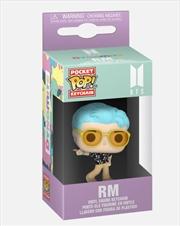 BTS - RM (Dynamite) Pop! Keychain | Pop Vinyl