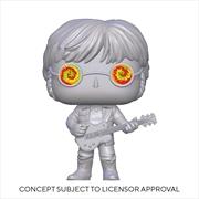 John Lennon - John Lennon with Shades US Exclusive Pop! Vinyl [RS] | Pop Vinyl