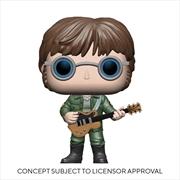 John Lennon - Military Jacket Pop! | Pop Vinyl