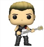 Green Day - Mike Dirnt Pop! Vinyl   Pop Vinyl