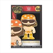 "WWE - Randy Macho Man Savage 4"" Pop! Enamel Pin | Merchandise"