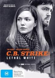 CB Strike - Lethal White | DVD