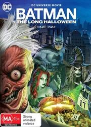 Batman - The Long Halloween - Part 2 | DVD