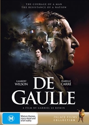 De Gaulle   DVD