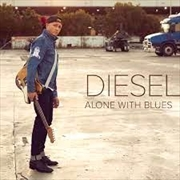 Alone With Blues | CD