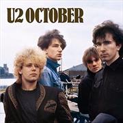 October | Vinyl