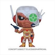 Iron Maiden - Eddie Somewhere in Time Pop! Vinyl | Pop Vinyl