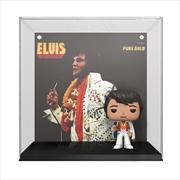 Elvis - Pure Gold US Exclusive Pop! Album [RS] | Pop Vinyl