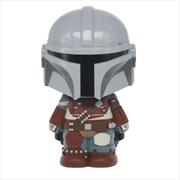 Star Wars: The Mandalorian - Mandalorian Figural Bank   Homewares
