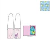 Loungefly - Monsters Inc - Boo's Door Crossbody Bag | Apparel