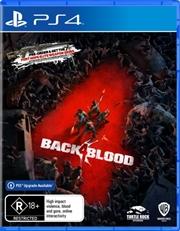 Back 4 Blood | PlayStation 4