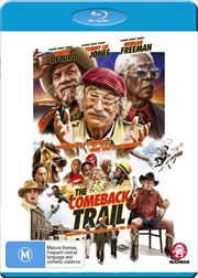 Comeback Trail, The | Blu-ray
