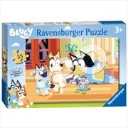 Bluey Family Time 35 Piece Puzzle | Merchandise