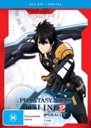 Phantasy Star Online 2 - Episode Oracle - Season 1 - Part 2 - Eps 13-25 | Subtitled Edition | Blu-ray