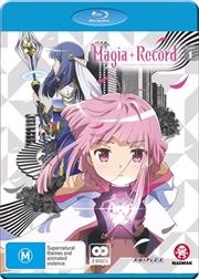 Magia Record - Puella Magi Madoka Magica Side Story - Part 1 - Eps 1-13 | Blu-ray